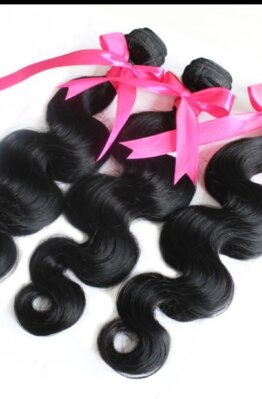 Brazilian Virgin Hair Wefts UK