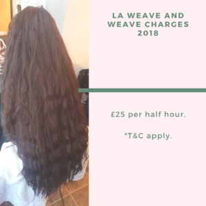 LA Weave in Manchester and Cheshire