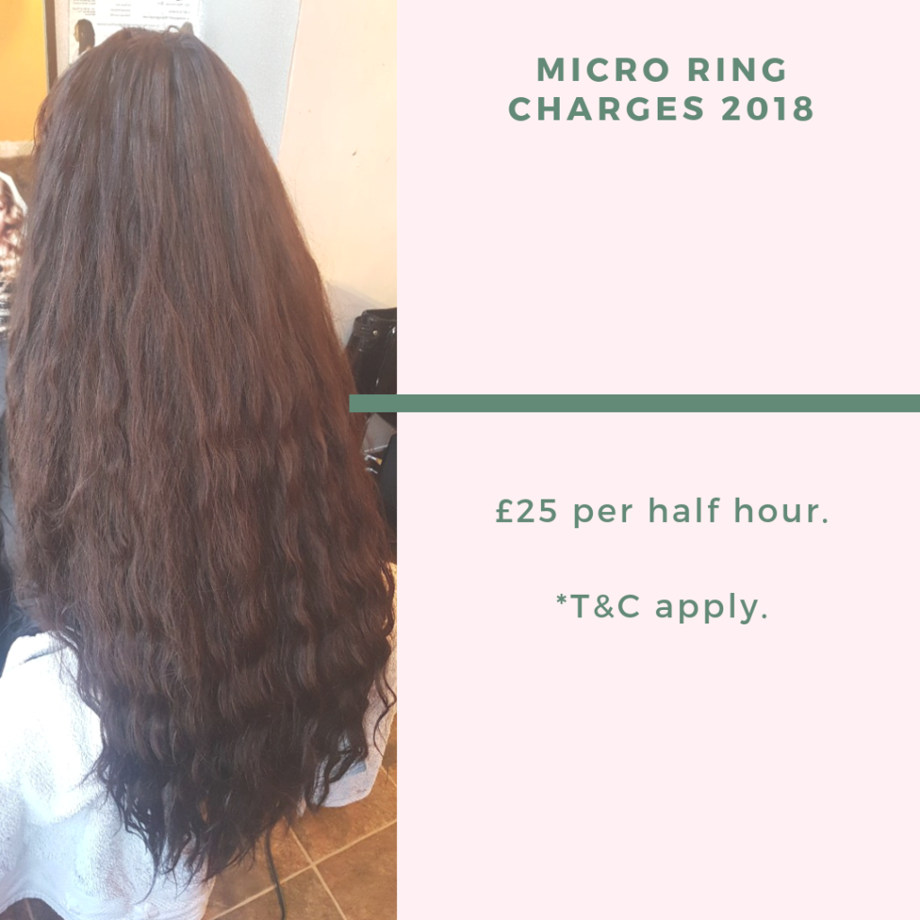 Micro Rings and Prebonds in Manchester and Cheshire